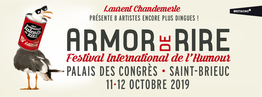Festival international de l'humour – Armor de Rire