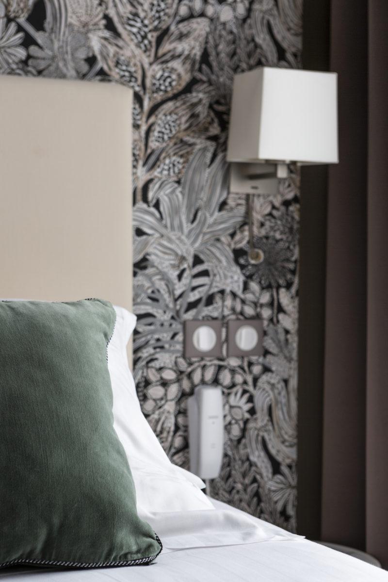 CHAMBRE CONFORT EDGAR HOTEL BRETAGNE