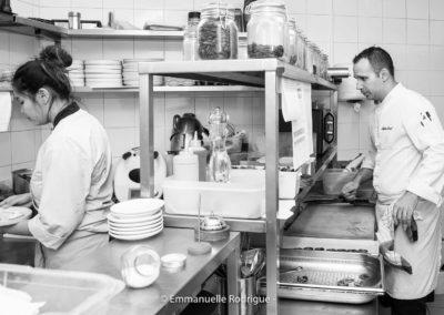 les cuisines de l'Edgar